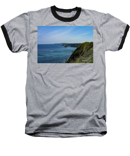 North Coast Cornwall Baseball T-Shirt