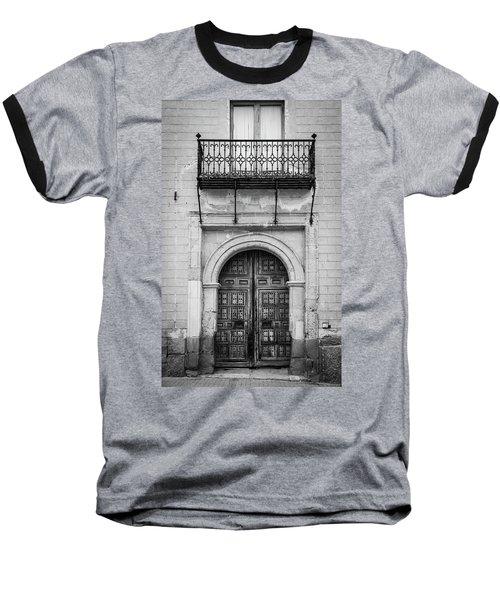 Old Door Baseball T-Shirt