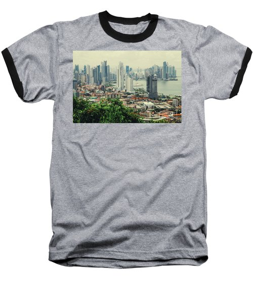 Panama City Baseball T-Shirt by Iris Greenwell