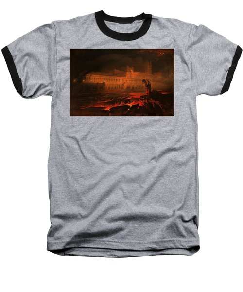 Pandemonium Baseball T-Shirt