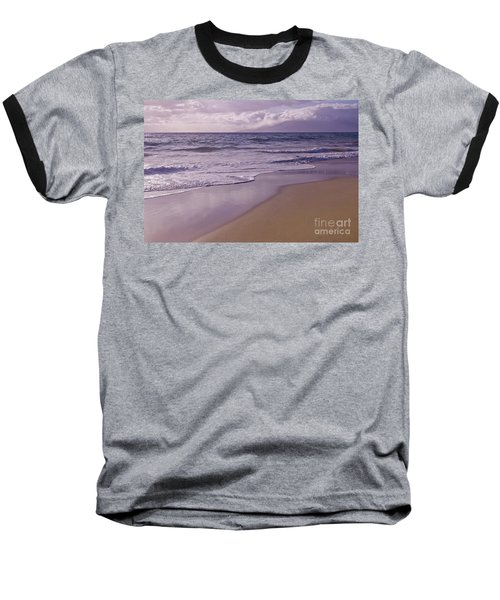 Paradise Baseball T-Shirt by Sharon Mau