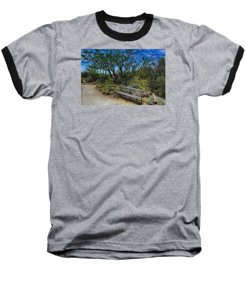 Peaceful Moment Baseball T-Shirt