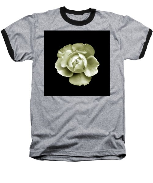 Baseball T-Shirt featuring the photograph Peony by Charles Harden