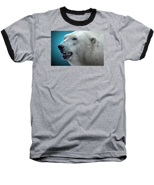Polar Bear 2 Baseball T-Shirt