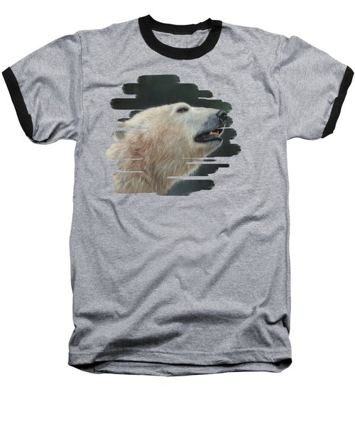 Polar Bear Baseball T-Shirt