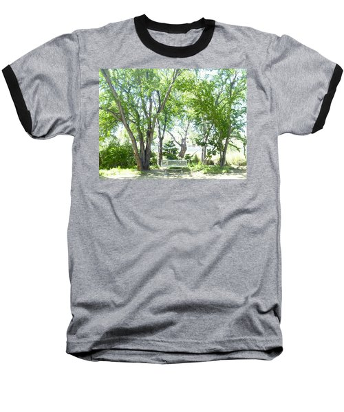 Ponce, Urban Ecological Park Baseball T-Shirt