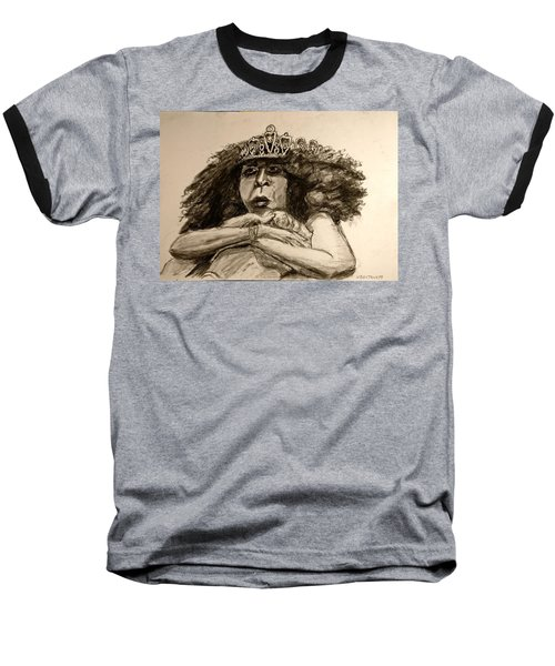 Portrait Baseball T-Shirt