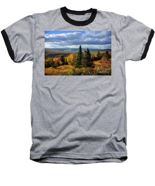 Rangeley Overlook Baseball T-Shirt
