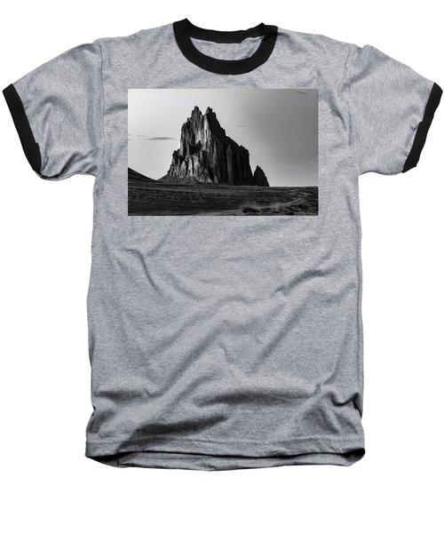 Remote Yet Imposing Baseball T-Shirt by Jon Glaser