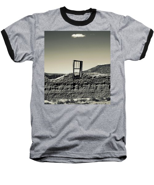 Sacred Window  Baseball T-Shirt