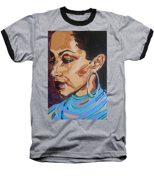 Sade Adu Baseball T-Shirt