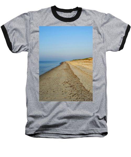 Sandy Neck Beach Baseball T-Shirt