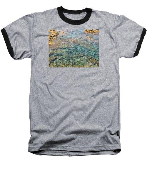 Sea  Baseball T-Shirt by Yury Bashkin
