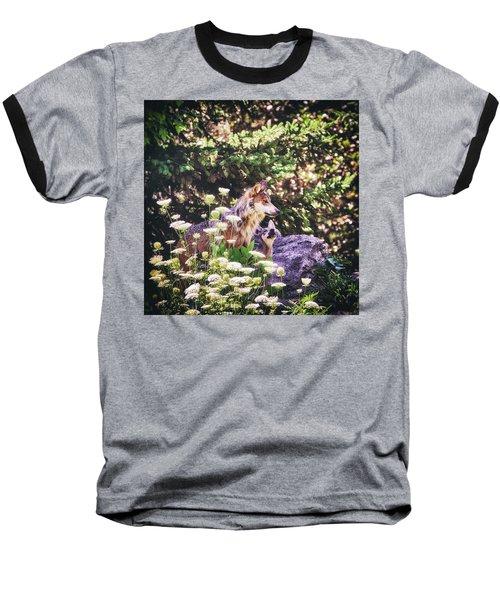 Secret Admirer Baseball T-Shirt
