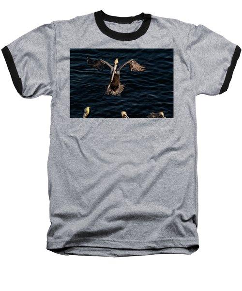 Short Final Baseball T-Shirt