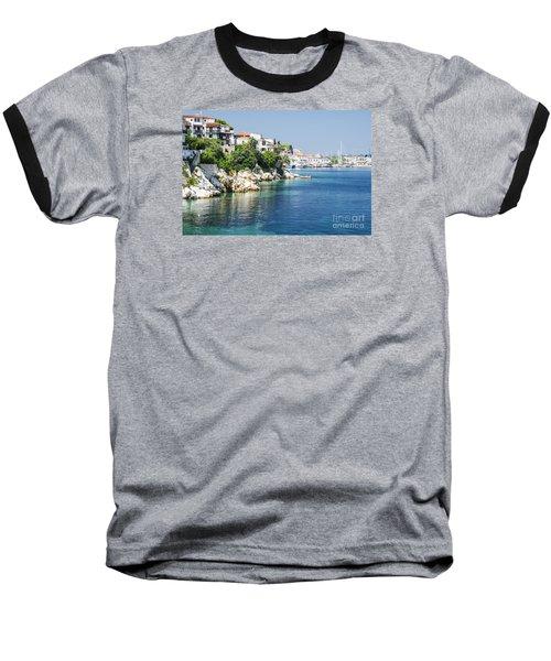 Skiathos Island, Greece Baseball T-Shirt