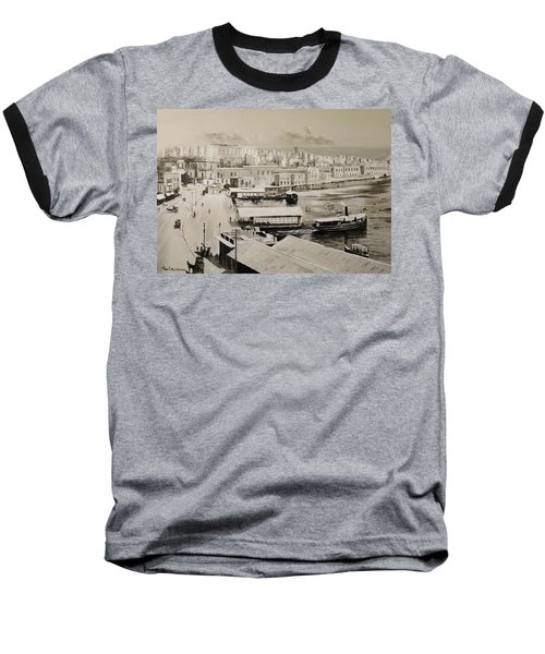 Sliema Ferries  1940 Baseball T-Shirt