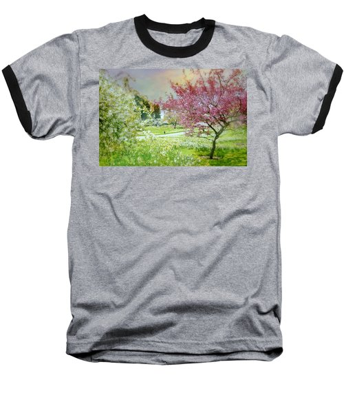 Baseball T-Shirt featuring the photograph Solitude by Diana Angstadt