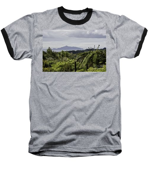 Baseball T-Shirt featuring the photograph Somewhere Around Whangarei, New Zealand by Yurix Sardinelly