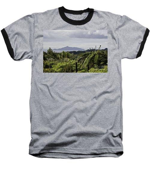 Somewhere Around Whangarei, New Zealand Baseball T-Shirt