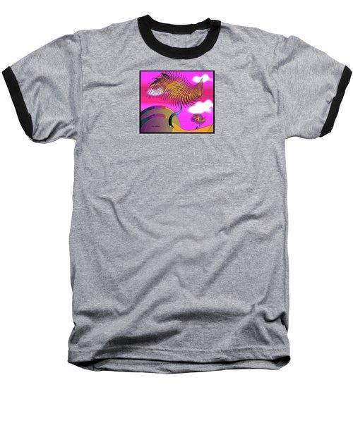 Somewhere Baseball T-Shirt