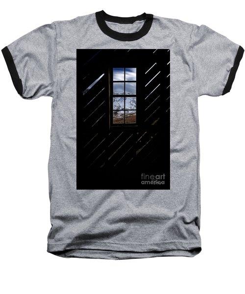 Sound Democrat Mill Baseball T-Shirt
