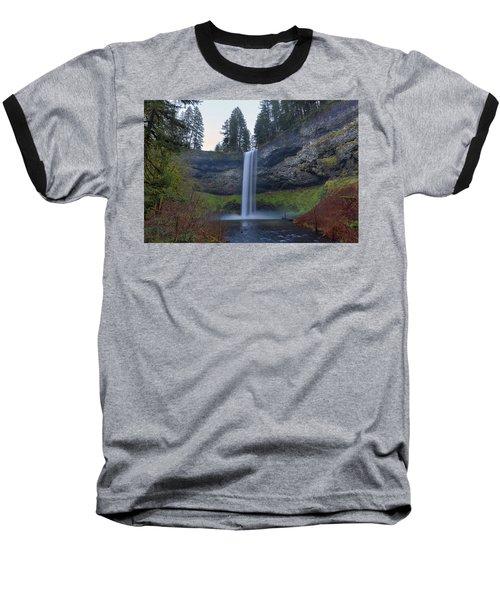 South Falls At Silver Falls State Park Baseball T-Shirt