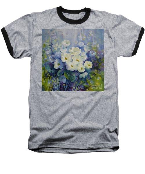 Spring Baseball T-Shirt by Elena Oleniuc
