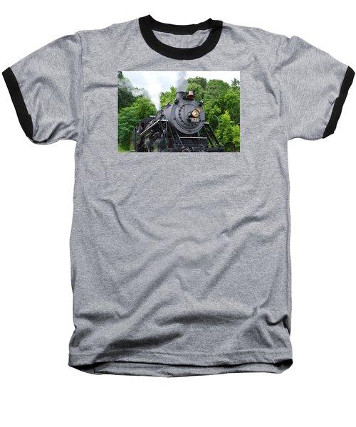 Steam Engline Number 630 Baseball T-Shirt