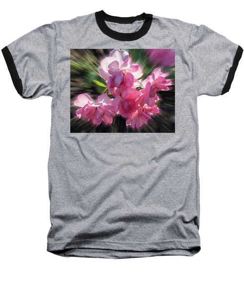 Baseball T-Shirt featuring the photograph Summer Flowers by Vladimir Kholostykh