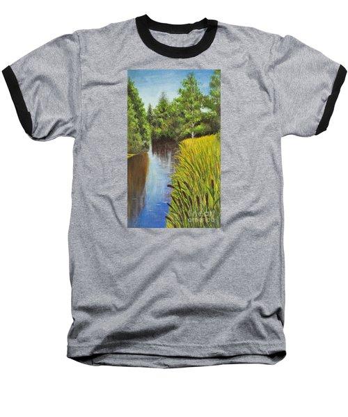 Summer Landscape, Painting Baseball T-Shirt