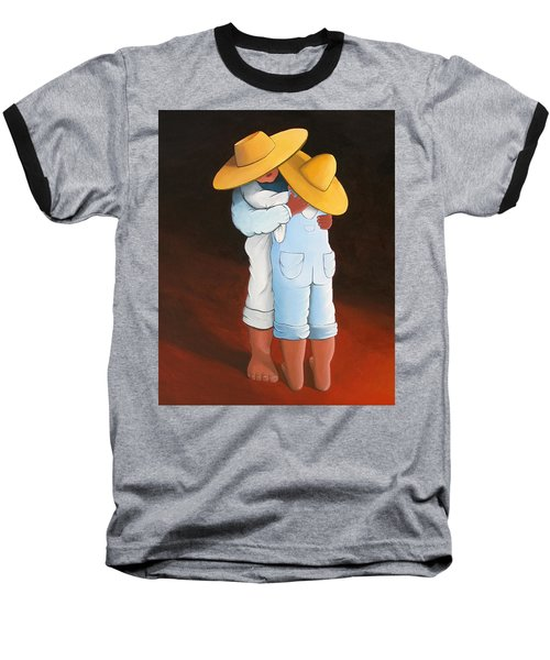Sweet Embrace Baseball T-Shirt