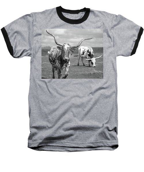 Texas Longhorns Baseball T-Shirt