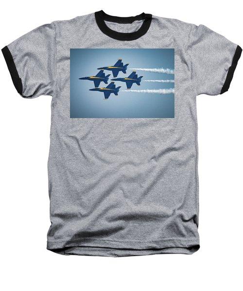 The Blue Angels Baseball T-Shirt