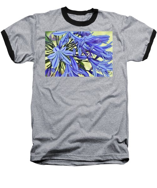 the lily of the Nile... Baseball T-Shirt by Werner Lehmann