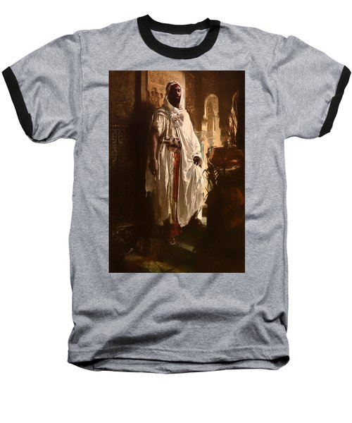 The Moorish Chief Baseball T-Shirt