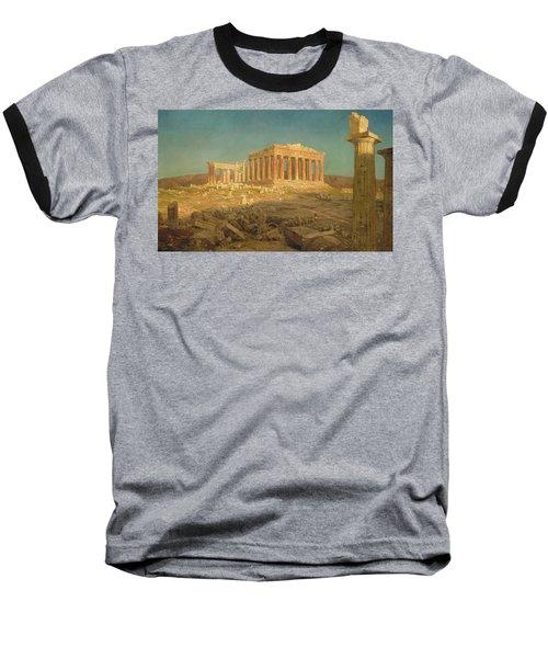 The Parthenon Baseball T-Shirt