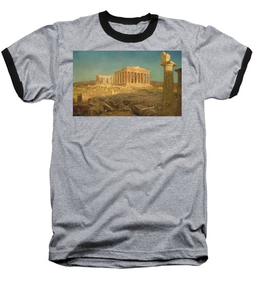 The Parthenon Baseball T-Shirt