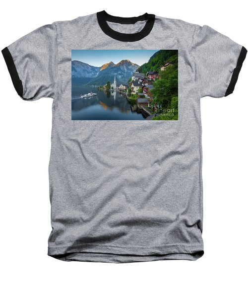 The Pearl Of Austria Baseball T-Shirt by JR Photography