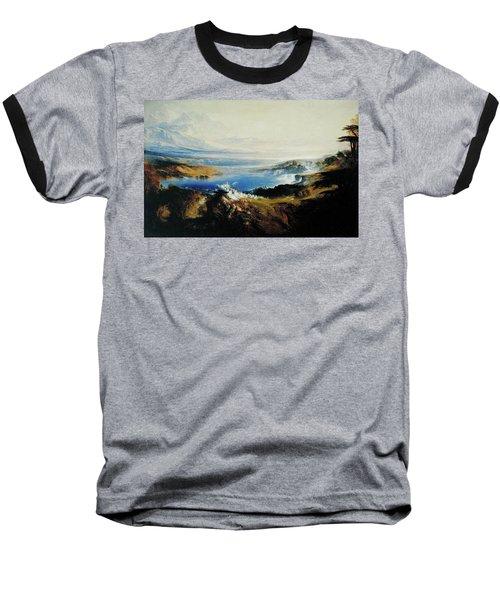 The Plains Of Heaven Baseball T-Shirt