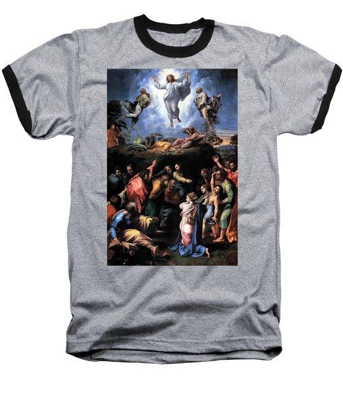 The Transfiguration Baseball T-Shirt