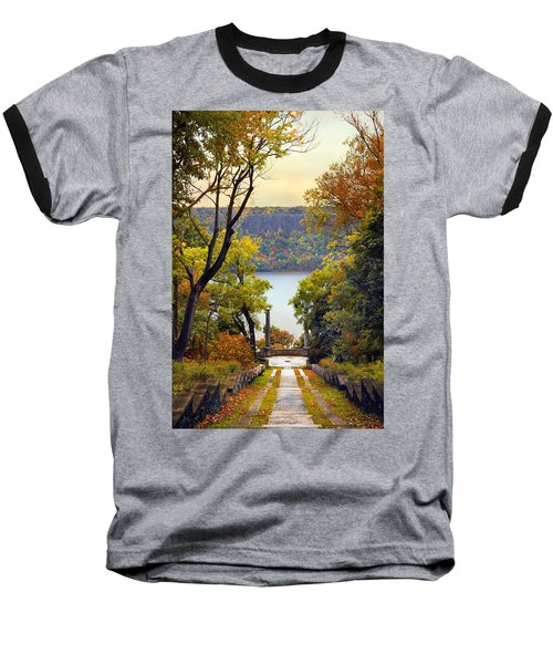 The Vista Steps Baseball T-Shirt