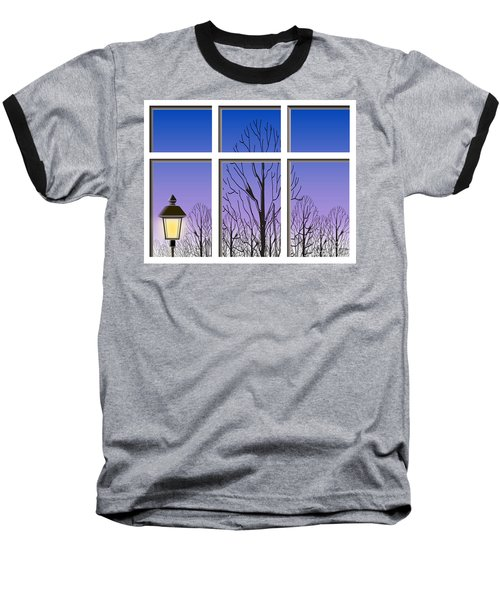 The Window Baseball T-Shirt