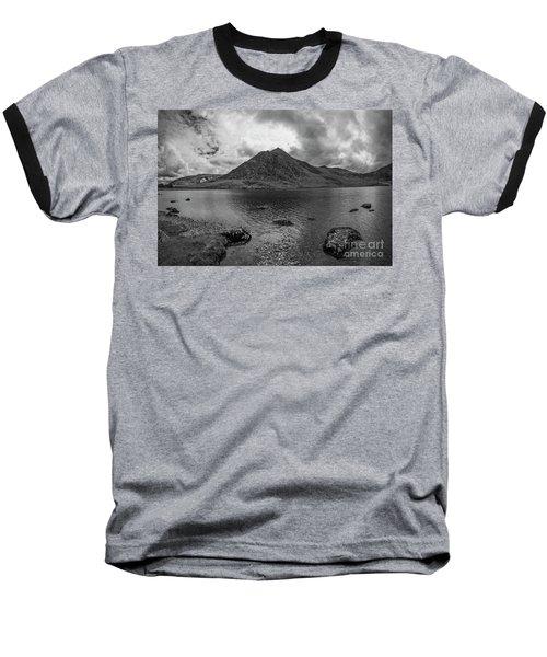 Tryfan Mountain Baseball T-Shirt