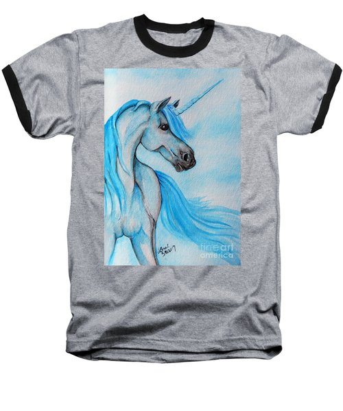 Unicorn Baseball T-Shirt