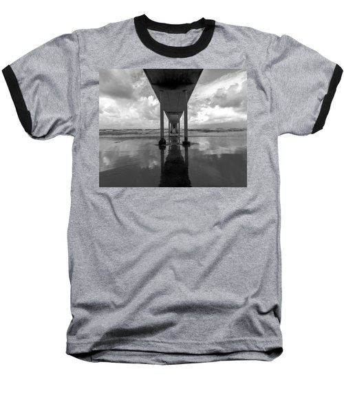 Baseball T-Shirt featuring the photograph Untitled by Ryan Weddle