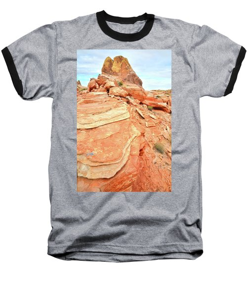 Valley Of Fire High Country Baseball T-Shirt