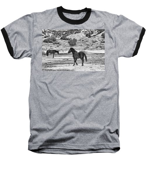 Virginia Range Mustangs Baseball T-Shirt