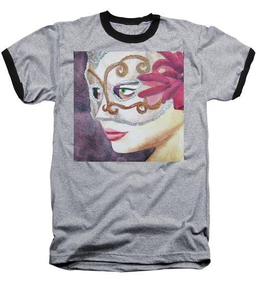 #2 Warrior Queen Baseball T-Shirt