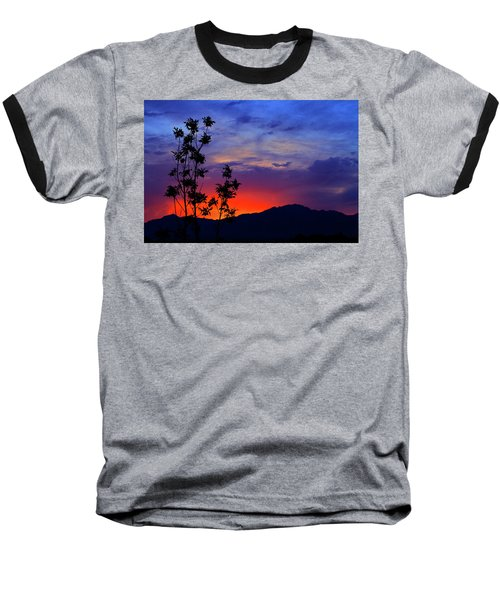 Wasatch Sunrise Baseball T-Shirt